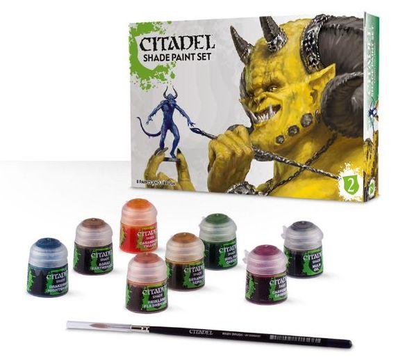 Citadel - бои, четки, инструменти