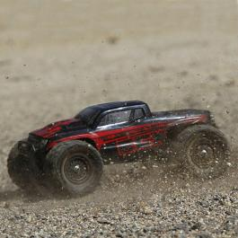 ECX 1/18 Ruckus 4WD Monster Truck RTR - Ready to run! Готов за каране!