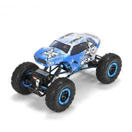 ECX 1/18 Temper 4WD Rock Crawler RTR - Ready to run! Готов за каране!