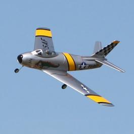 F-86 Sabre 15 DF ARF - в полет