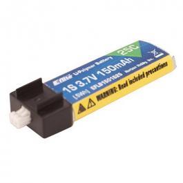 E-flite 150mAh 1S 3.7V 25C Li-Po батерия