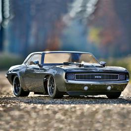 VATERRA 1/10 1969 Chevrolet Camaro RS V100-S RTR - Ready to run!
