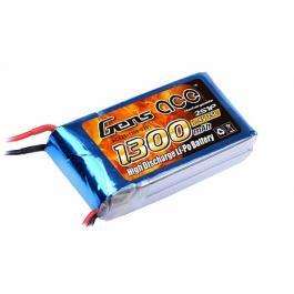 Gens ace 1300mAh 2S 7.4V 25C Li-Po батерия