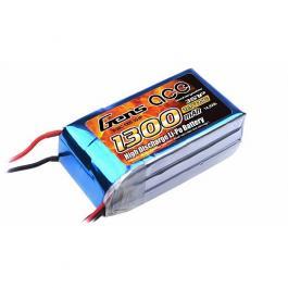Gens ace 1300mAh 3S 11.1V 25C Li-Po батерия