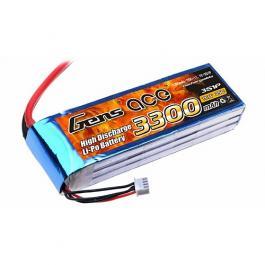 Gens ace 3300mAh 3S 11.1V 25C Li-Po батерия