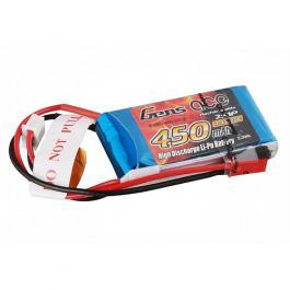 Gens ace 450mAh 2S 7.4V 25C Li-Po батерия