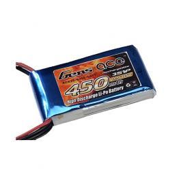 Gens ace 450mAh 3S 11.1V 25C Li-Po батерия