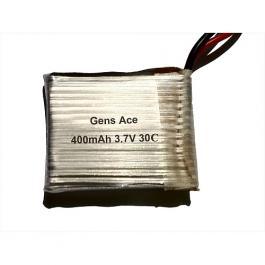 Gens ace 400mAh 1S 3.7V 30C Li-Po батерия