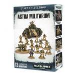 Start Collecting! Astra Militarum - начален комплект