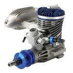 Evolution .91NX Glow двигател със заглушител