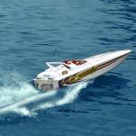 Pro Boat ShockWave 36 RTR Моторна лодка