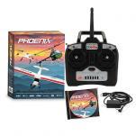 Професионален RC летателен симулатор Phoenix v5.0 с предавател Spektrum® DX4e DSMX