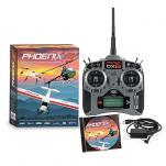 Професионален RC летателен симулатор Phoenix v5.0 с предавател Spektrum® DX6i DSMX