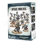 Start Collecting! Space Wolves - начален комплект