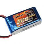 Gens ace 800mAh 2S 7.4V 40C Li-Po батерия