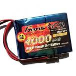Gens ace 4000mAh 2S 7.4V Li-Po батерия за Tx/Rx